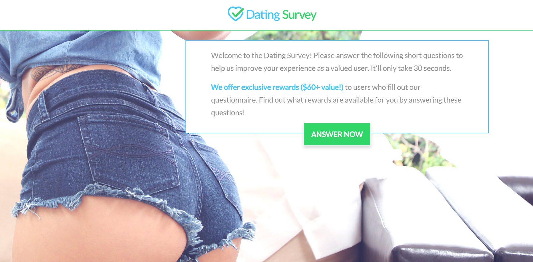 Dating Survey Affiliate Program