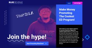 BlueRevenue : Bluechew Affiliate Program